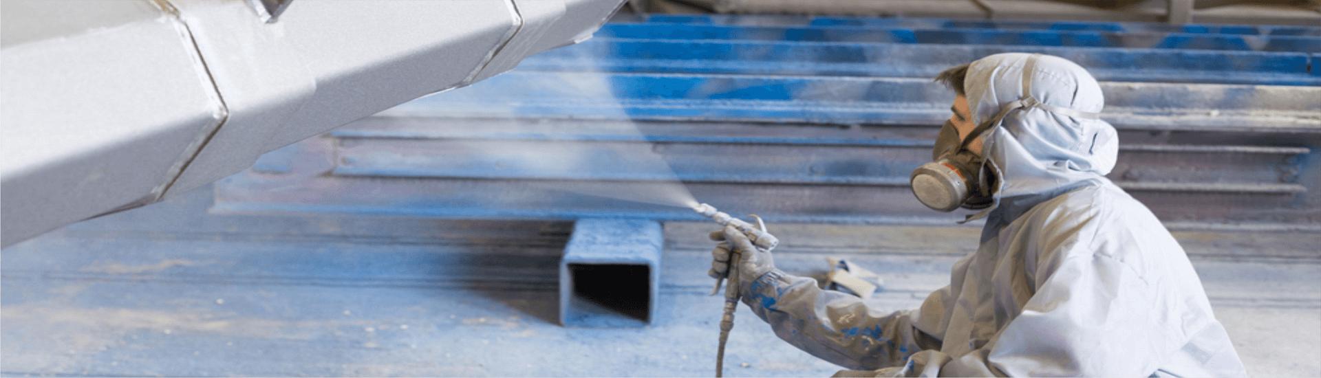 pintura industrial em contagem